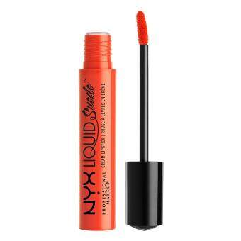 Harga NYX PROFESSIONAL MAKEUP Liquid Suede Cream Lipstick - Orange County