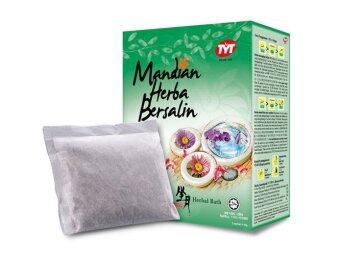 Harga Confinement Herbal Bath (8 x 40g) / Mandian Herba Bersalin Halal