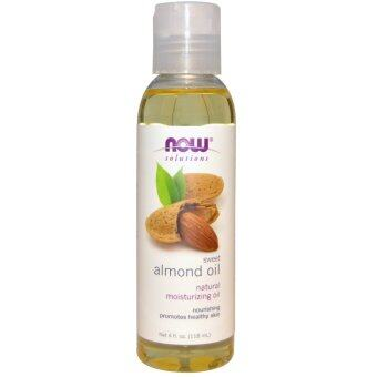 Harga NOW Foods Pure Sweet Almond Oil