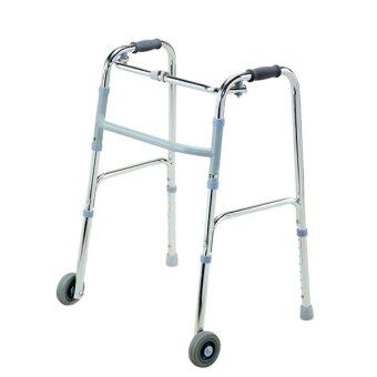 Harga AQ Medicare Walking Frame with Wheels WKA2610