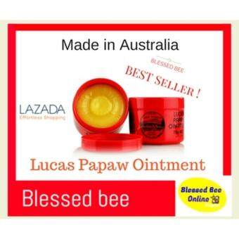 Harga LUCAS PAPAW OINTMENT 75G (MADE IN AUSTRALIA) 【100% Original】