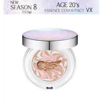 Harga *NEW* AGE20's Essence Cover Pact VX Season 8 (ONLY An Original pack12.5g) No.21Light Beige