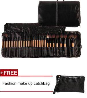 Harga Professional Cosmetic Make Up Brush Set The Best Quality Make Up Tools 32Pcs Makeup Brushes