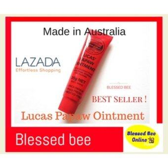 Harga LUCAS PAPAW OINTMENT 25G (MADE IN AUSTRALIA)【100% Original 】