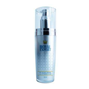 Harga ORIGINAL ROYAL EXPERT SPF 35 DAY CREAM 50ML+ FREE POSTAGE