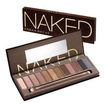 Harga URBAN DECAY NAKED 12-Color Eyeshadow Palette