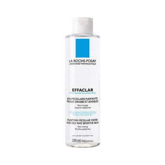 Harga La Roche-Posay Effaclar Purifying Micellar Water (for Oily and Sensitive Skin) 200ml