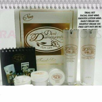Harga Desi Damayanti Trial Set (Large)