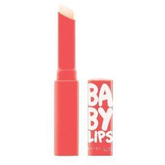 Harga Maybelline Lip Smooth Color Bloom Blister Lip Balm [Peach]