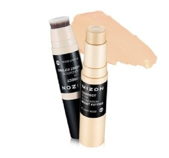 Harga MIZON CORRECT STICK FOUNDATION #21 Light Beige 12g