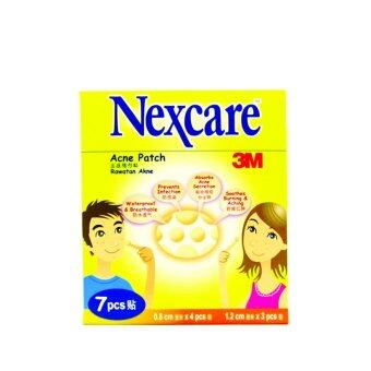Harga NEXCARE Nexcare Acne Patch 7DOT