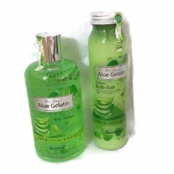 Harga Aloe Gel from plants extracts Bath Set