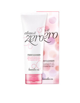 Harga Banila Co Clean It Zero Foam Cleanser (150ml)