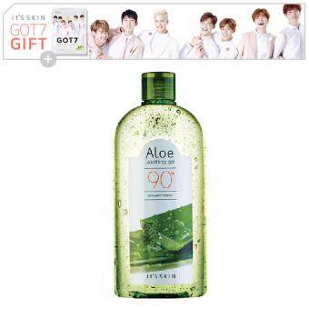 Harga It's Skin Aloe 90% Soothing Gel (320ml)