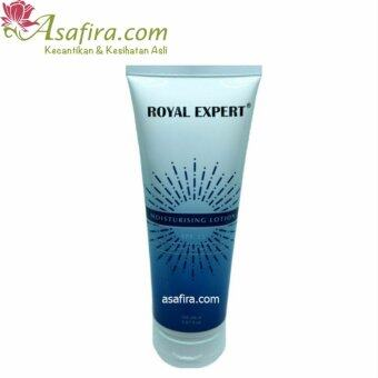Harga Royal Expert Moisturising Lotion SPF 25 100ml