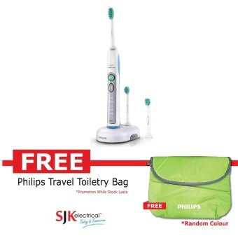 Harga Philips Sonicare Electric Toothbrush HX6993 (5 modes)