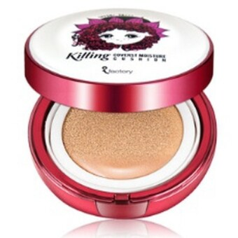Harga I Factory Killing Coverst Moisture Cushion No.22 Pink Beige Illust Edition