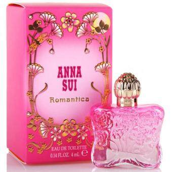 Harga ANNA SUI ROMANTICA 4ML EDT