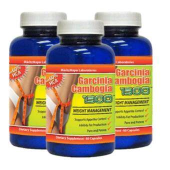 Harga [BIG PROMOTION!!!BUY 2 FREE 1] Garcinia Combogia GC1300-3 months