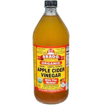Harga (Original) Bragg Organic Apple Cider Vinegar 946 ML