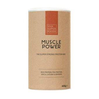 Harga Organic Muscle Power Mix
