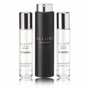 Harga ALLURE HOMME SPORT CHANEL 3in1 (Pocket Perfume)