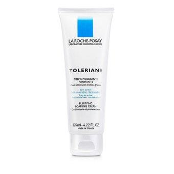 Harga La Roche Posay Toleriane Purifying Foaming Cream 125ml/4.22oz