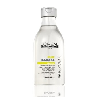 Harga Loreal Pure Resource Hair Shampoo Normal Oily (250ml)