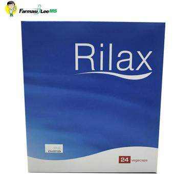 Harga Rilax Zzz Sleep Supplement 24s
