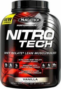 Harga Nitro-Tech Performance series 4lbs (Vanilla)