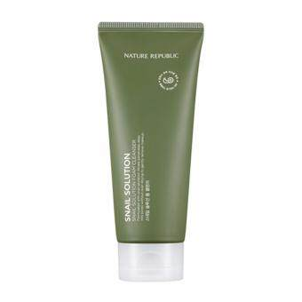 Harga Nature Republic Snail Solution Foam Cleanser 150ml