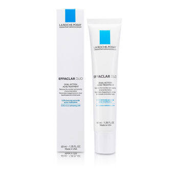 Harga La Roche Posay Effaclar Duo Dual Action Acne Treatment 40ml/1.35oz