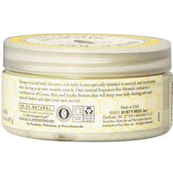 Harga Burt's Bees Mama Bee Belly Butter, 6.5 Ounces