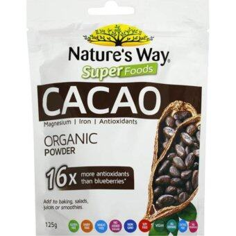 Harga Nature's Way CaCao Organic
