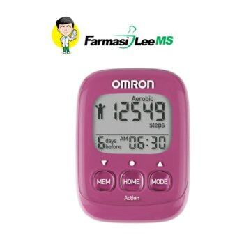Harga Omron Walking Style HJ-325 Pedometer (1 year warranty)