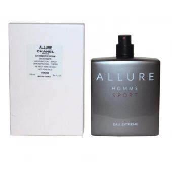 Harga Chanel Allure Homme Sport For Men Eau De Toilette 100ml ( Original Tester)