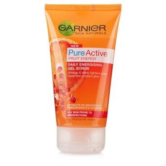 Harga GARNIER PURE ACT FRUIT ENERGY FOAM 100ML