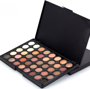 Harga Professional 40 Colour Nude Matte Long Lasting Beauty Eyeshadow Palette