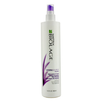 Harga Matrix Biolage HydraSource Daily Leave-In Tonic (For Dry Hair) 400ml/13.5oz
