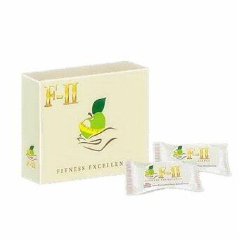 Harga F2 F-II Fitness Excellence (2box / 20 sachet x 6g)