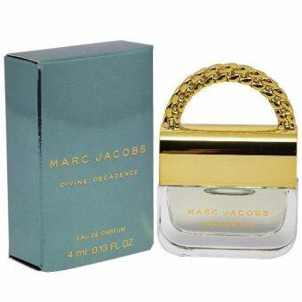 Harga Marc Jacobs Divine Decadence EDP For Her 4ml [ Perfume Miniature ]