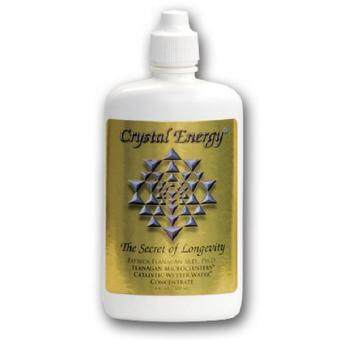 Harga Crystal Energy 120ml