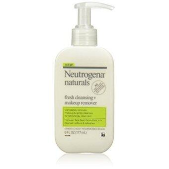 Harga Neutrogena Naturals Fresh Cleansing + Makeup Remover, 6 Ounce (Pack of 2) (Packaging May Vary)
