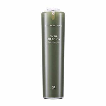 Harga Nature Republic Snail Solution Booster 120ml