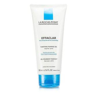 Harga La Roche Posay Effaclar Purifying Foaming Gel 200ml/6.76oz