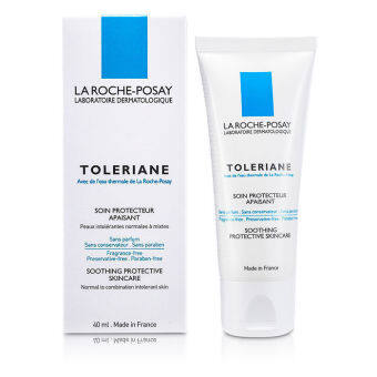 Harga La Roche Posay Toleriane Soothing Protective Skincare (Normal to Comibination Skin) 40ml/1.35oz