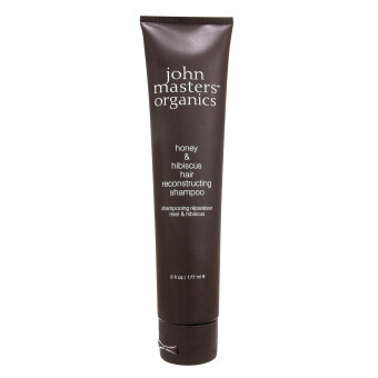 Harga John Masters Organics Honey & Hibiscus Hair Reconstructing Shampoo 6oz, 177ml