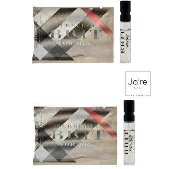 Harga Burberry Brit EDP 2ml x 2pcs [ Perfume Vial ]