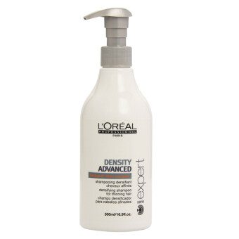 Harga L'Oreal Serie Expert Density Advanced Shampoo 500ml