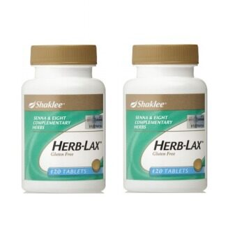 Harga Shaklee Herb-Lax™ - Twin Pack
